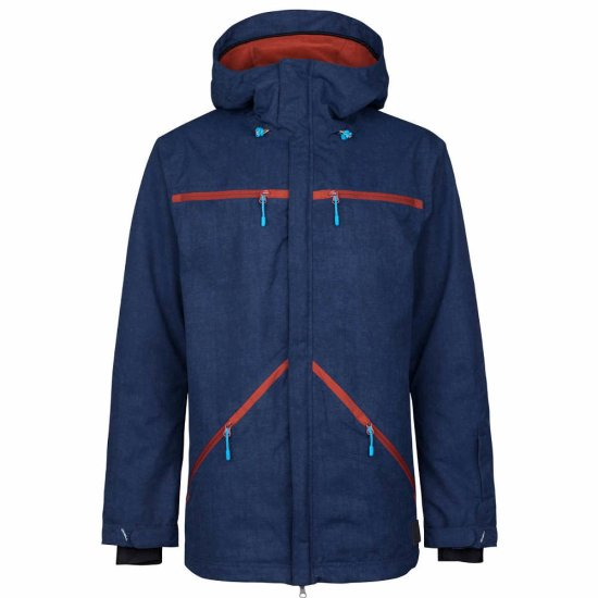 ONeill Quest Jacket 20k - ink blue L