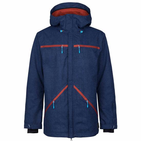 O'Neill Quest Jacket 20k - ink blue L