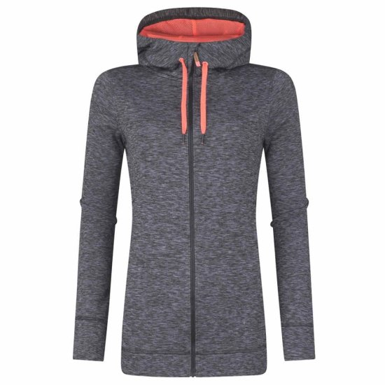 ONeill FZ Hoody Fleece - black out XS