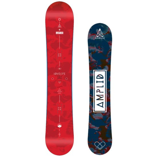 Amplid Lovelife All Mountain Snowboard 148 cm