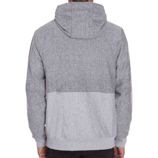 Volcom Static Stone Line Zip - grey