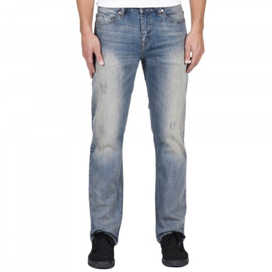 Volcom Solver Denim - heavy worn faded 30/32