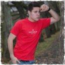 boardercamp Basic T-Shirt - rot XXL