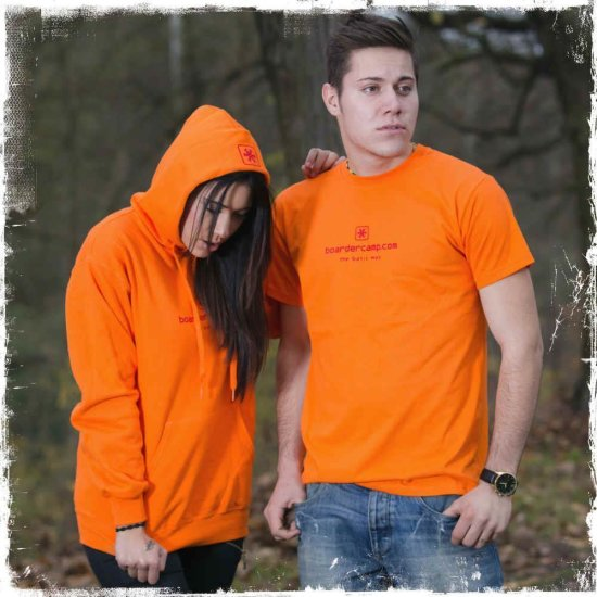 boardercamp W Kapuzenpulli Basic - orange