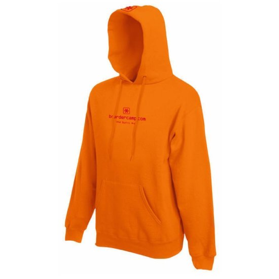 boardercamp W Kapuzenpulli Basic - orange S