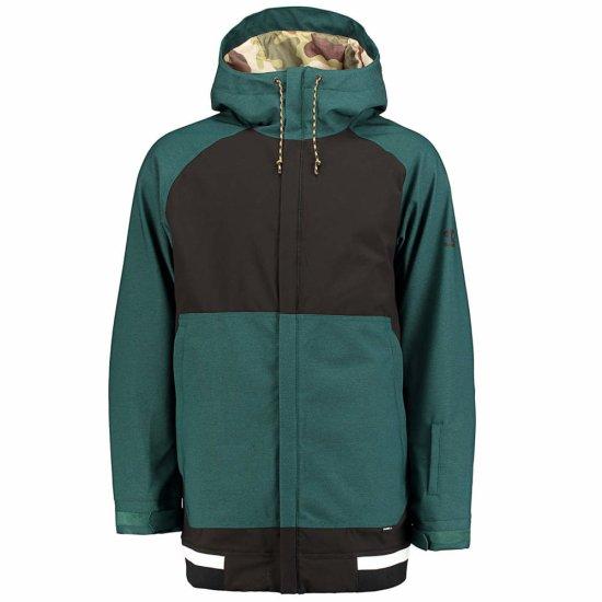O'Neill Seb Toots Jacket 10k - botanical green