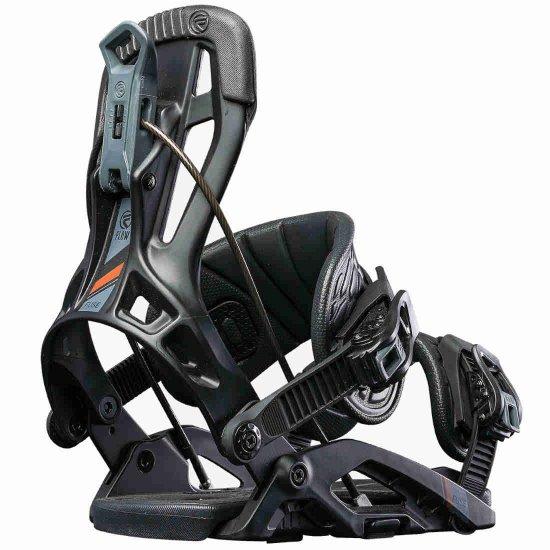 Flow Fuse Snowboardbindung - black