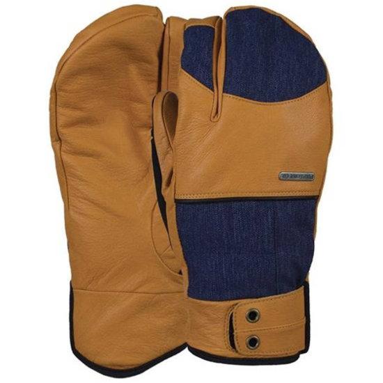 POW Tanto Trigger gloves - tabacco L