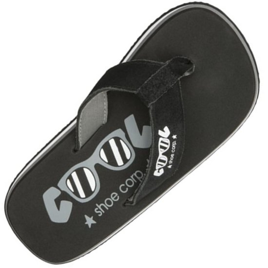 Cool Shoes Original Slap - schwarz 43/ 44