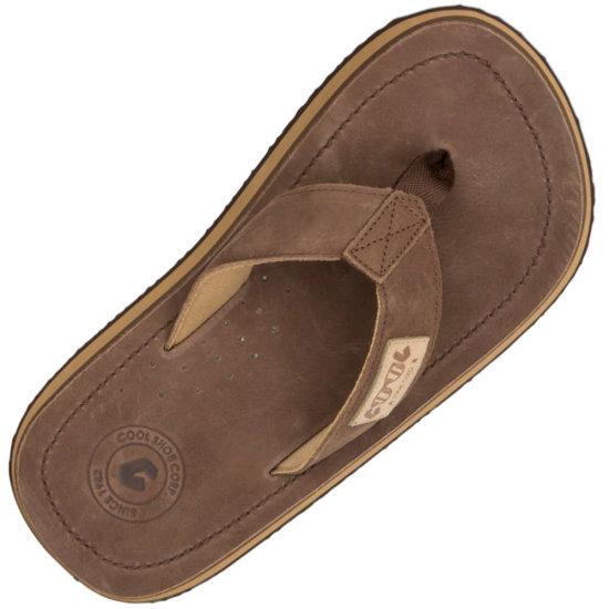 Cool Shoes Original 2Lux Slap - brown