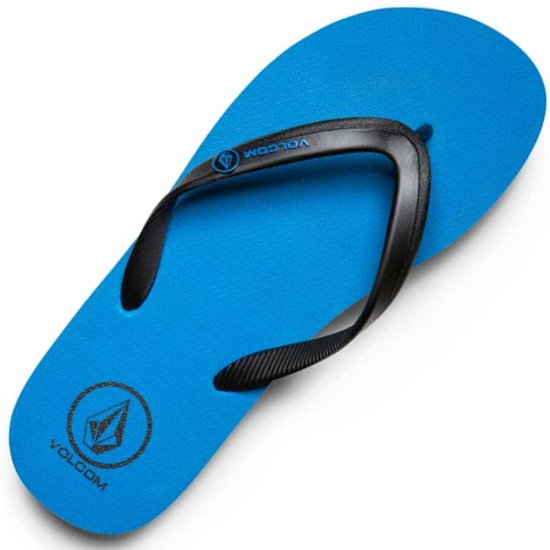 Volcom Rocker Solid Sandal - true blue 45