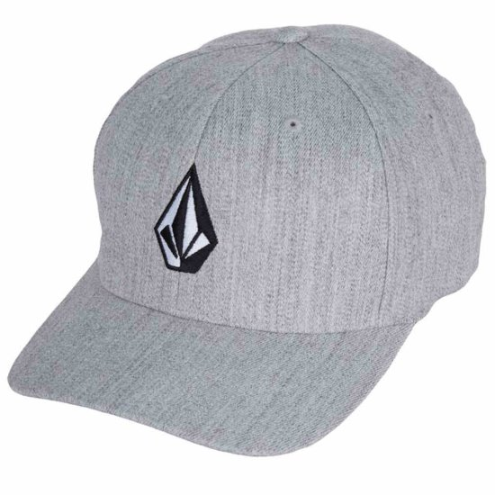 Volcom Full Stone Heather Xfit - grey vintage S/M