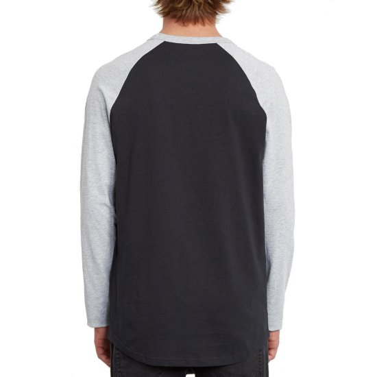 Volcom Pen Basic Longsleeve - heather grey
