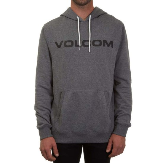 Volcom Impact Kapuzenpullover - dark grey S