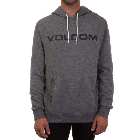 Volcom Impact Kapuzenpullover - dark grey M