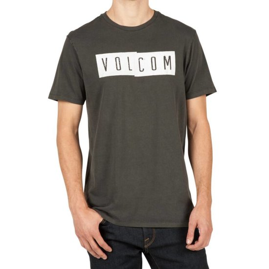 Volcom Shifty Basic SS T-Shirt - black S