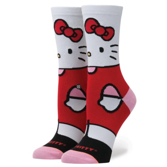 Stance Sanrio Hello Kitty Socken - white