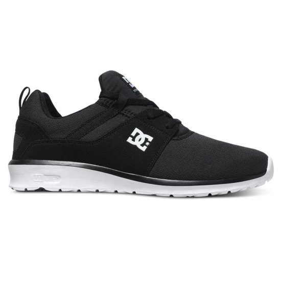 DC shoes Heathrow Sneaker - black/white 40 1/2