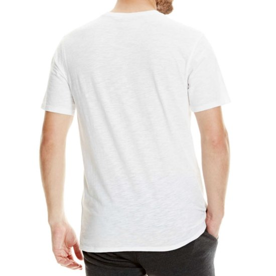 Bench Graphic T-Shirt - white L