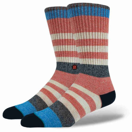 Stance Indicator Socken - burnt orange