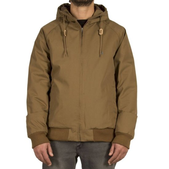 Volcom Hernan Jacket Street Fit - mud L