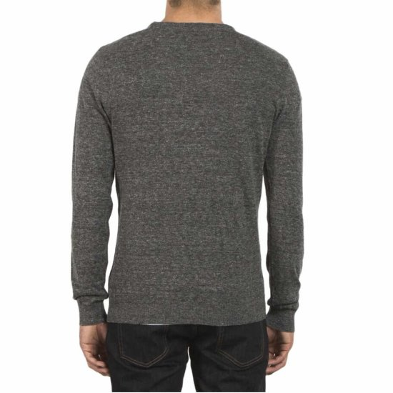 Volcom Uperstand Crew Sweatshirt - heather grey