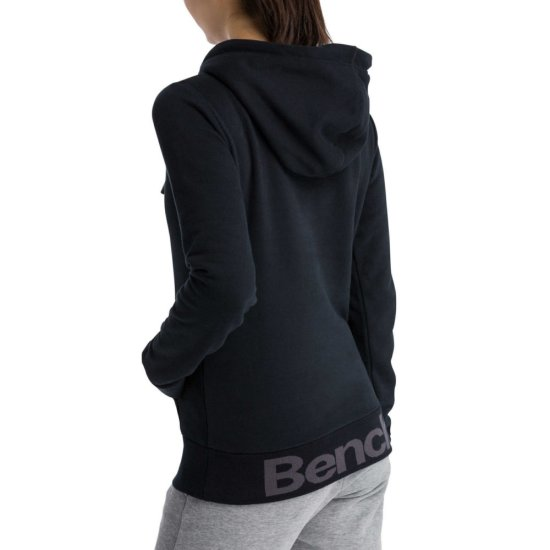 Bench Hoody Corp Logo  - black beauty