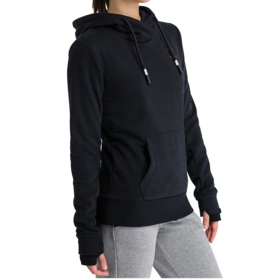 Bench Hoody Corp Logo  - black beauty M
