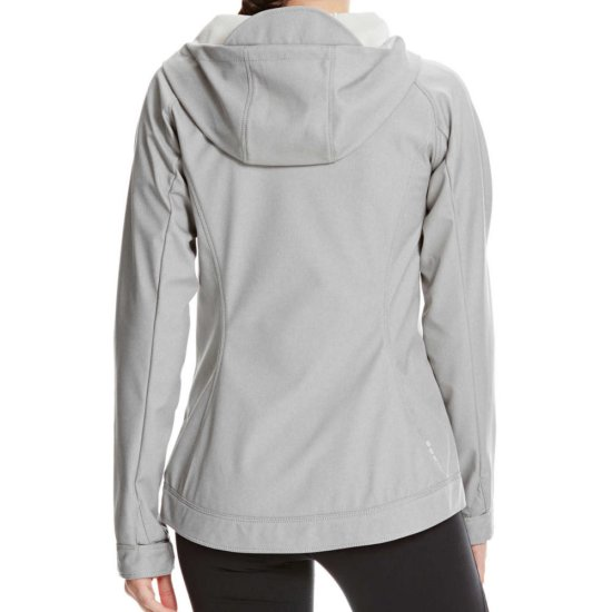 Bench Slim Fit Softshell - mid grey S