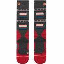 Stance Snow Bridgeport Socke - black M (EU 38 - 42)
