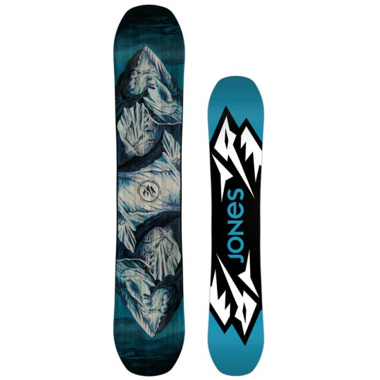 Jones Mountain Twin Snowboard 160 cm