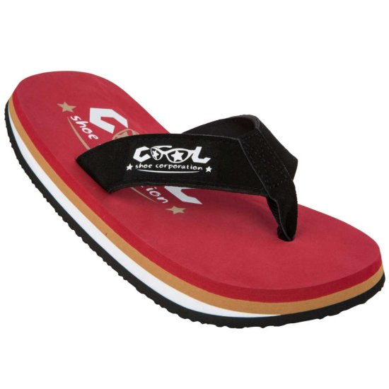 Cool Shoes Original Slap - chili
