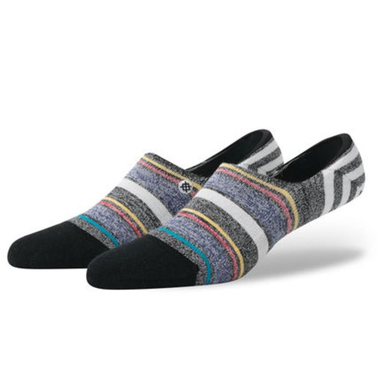 Stance Keating Low Socken - black L