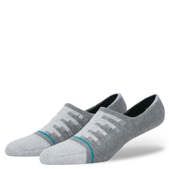 Stance Laretto Low Socken - grey