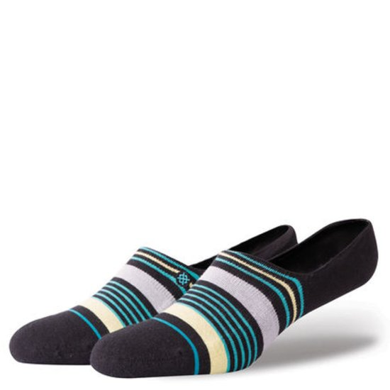 Stance Reda Low Socken - black
