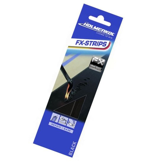 Holmenkol Folit Base Repair Strips schwarz