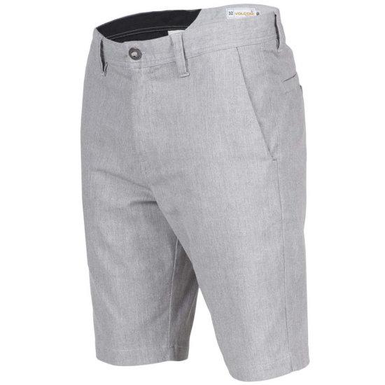 Volcom Frickin Modern Stretch Short - grey