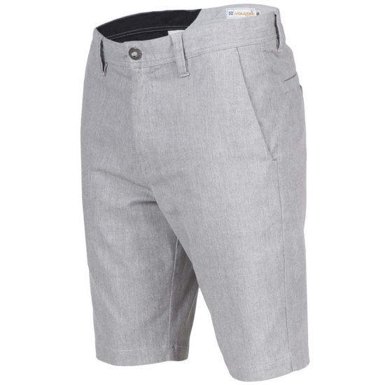"Volcom Frickin Modern Stretch Short - grey 30"""