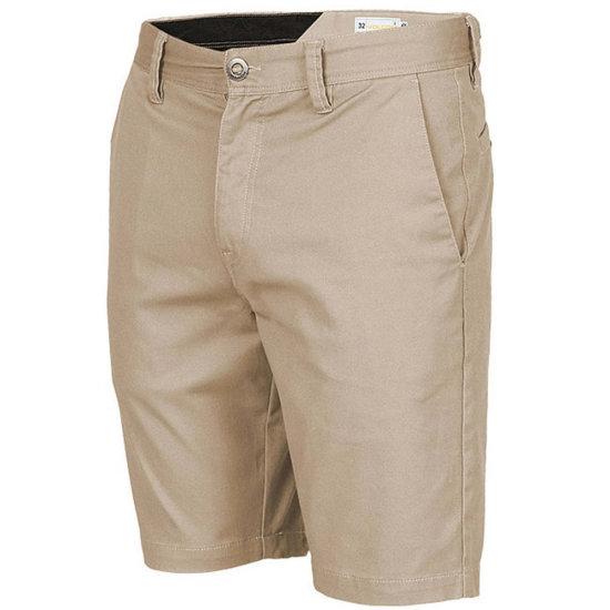 "Volcom Frickin Modern Stretch Short - khaki 36"""