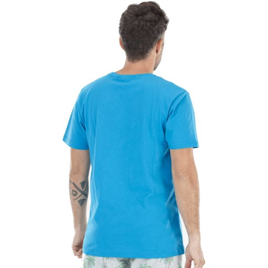 Picture Basement Tshirt - ocean blue