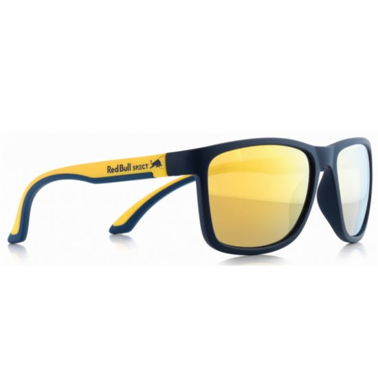 Red Bull Spect sunglasses TWIST matt blue/ yellow