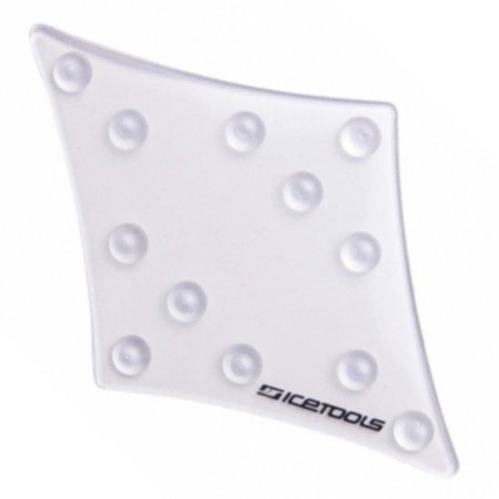 Icetools Diamond stomp pad clear