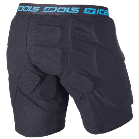 Icetools Underpants Men Crashpant - black XL