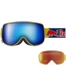 Red Bull Magnetron EON goggle - light grey