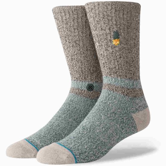 Stance Foundation Slice Socken - black
