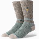 Stance Foundation Slice Socken - black L