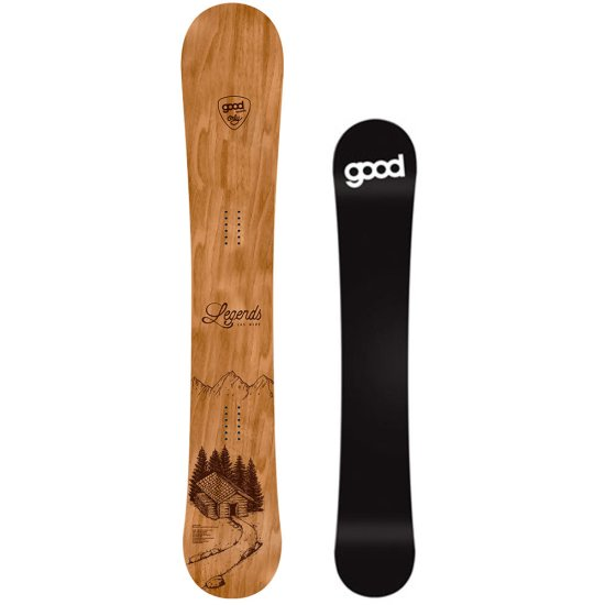 Goodboards Legends Camber Snowboard