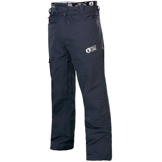 Picture Under Snowpant 10k - dark blue M