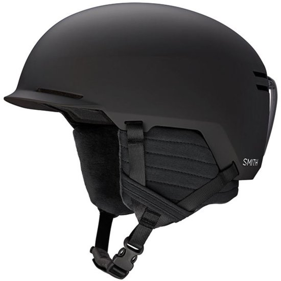 Smith Scout Snowhelm - matte black XL