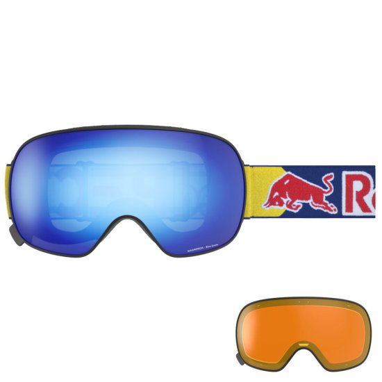 Red Bull Magnetron 002 goggle - black